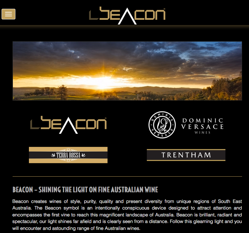 Beacon Wines WebPOS eCommerce